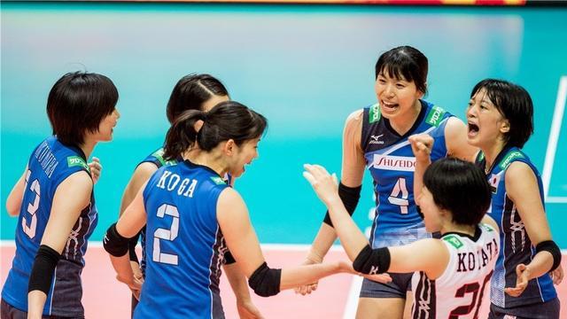 女排亚锦赛-日本3-2大逆转泰国 10年后再夺冠