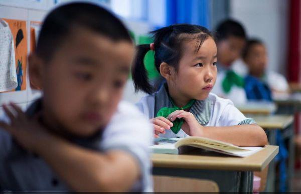 为何中国小学胜过美国小学?美媒:老师拥有尊重与权威