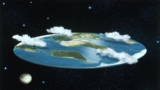 """外国小哥带水平仪上飞机证明""""地球是平的"""""""