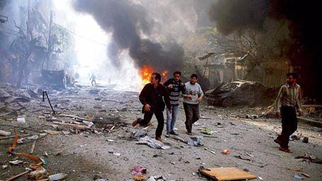 叙总统称军事胜利促使国际社会改变对叙立场