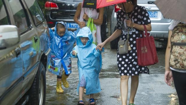 """""""玛娃""""刚走 """"古超""""又来?广东今明两天多云有阵雨"""