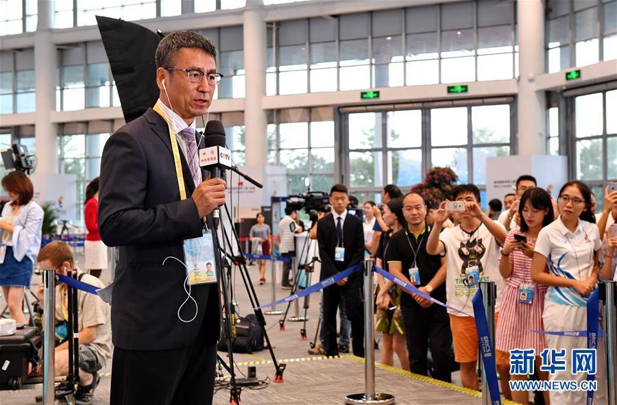 中外记者聚焦金砖国家领导人厦门会晤