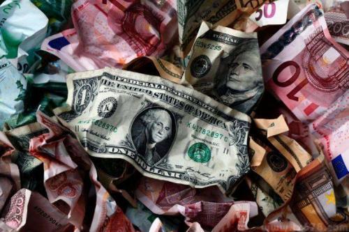 德银:美国花费数百亿美元救灾 经济危机逼近十年高位