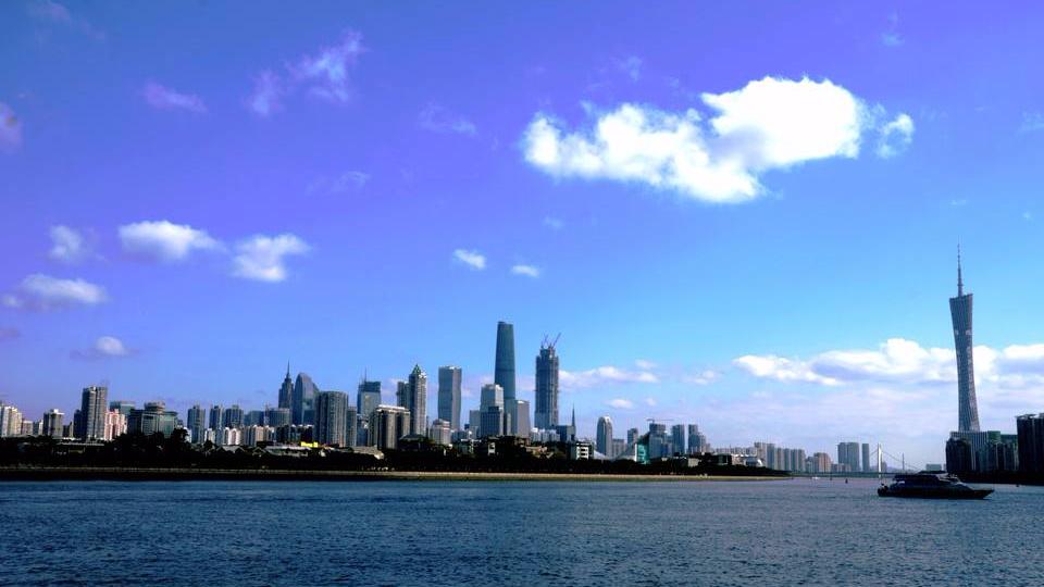 2017上半年广东空气质量各指标均保持全面达标