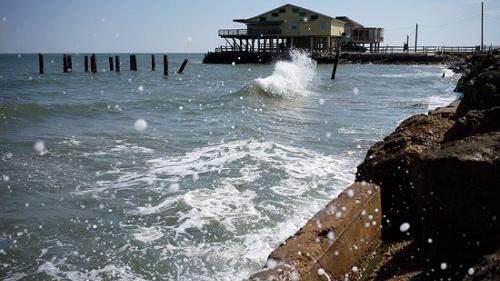 美东海岸慢慢沉入海洋?专家:海岸线将被重塑