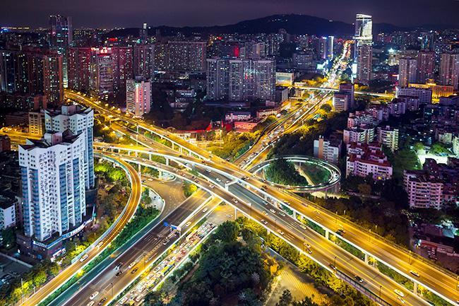 中国步入超级城市时代 城市化率有望达到全球平均值