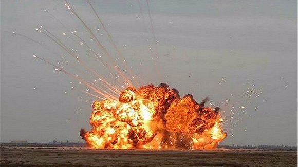 """外媒:俄动用""""炸弹之父""""打击IS"""