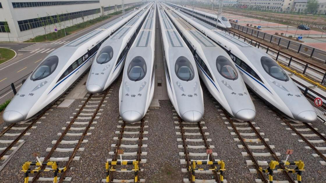 英媒:中国在多领域将美国甩在后面