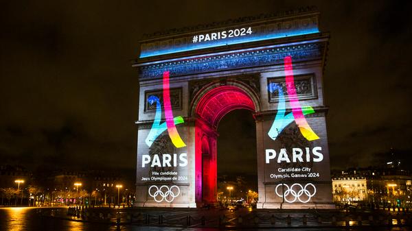 洛杉矶巴黎正式成2028年和2024年奥运会举办城市