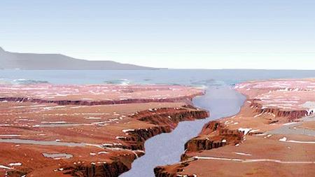"""新发现河流沉积物为""""火星有水""""再添力证"""