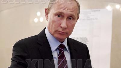 俄民调:近七成俄罗斯人希望普京2018年连任总统