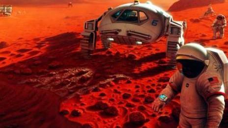 中国首探火星一举实现三个目标