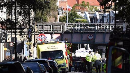 英国警方逮捕伦敦地铁恐袭案第六名嫌疑人