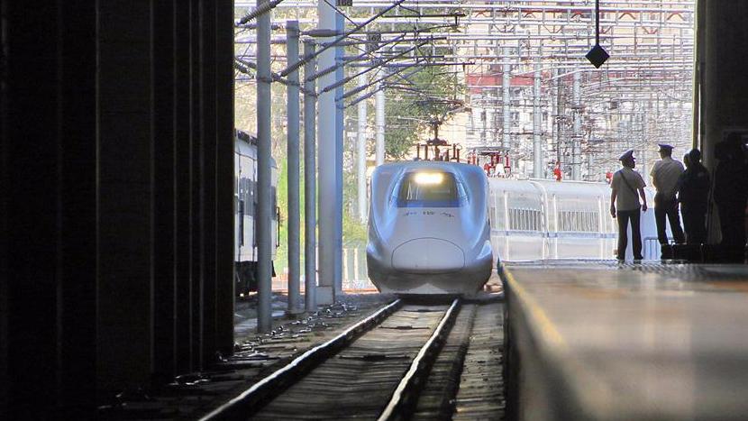 9月21日起全国铁路实行新列车运行图