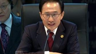 """""""黑名单""""发酵 首尔市长要求彻查李明博"""