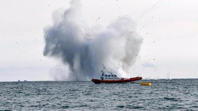 意大利飞行表演出事故空军战斗机坠海 飞行员遇难