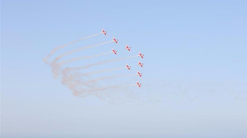 马耳他举行第25届国际航空展