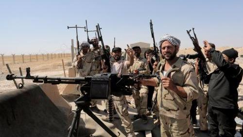 伊朗伊拉克承诺加强军事合作应对库区独立公投