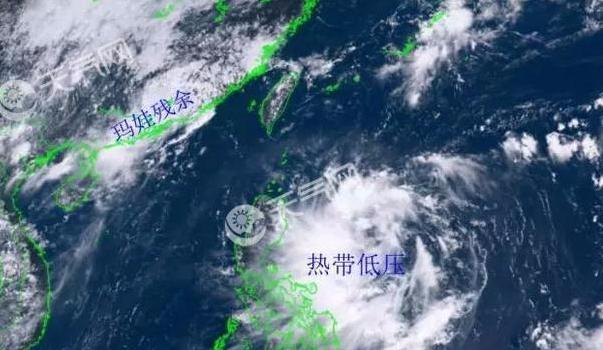 """今天起雨水逐渐减弱!台风""""古超""""对广东很温柔"""