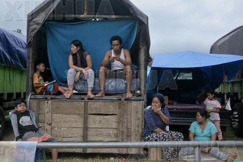 印尼巴厘岛火山或将喷发 逾5.7万人被撤离