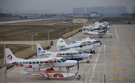 美媒关注中国通用航空起步:巨头盯上万亿市场