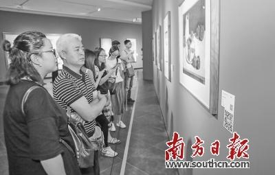广东美术百年大展广州站落幕 大展让全国对广东美术刮目相看