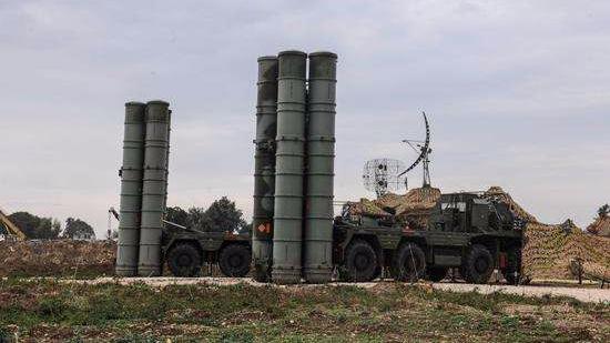 两年之内交付!俄土敲定S400防空导弹军售计划