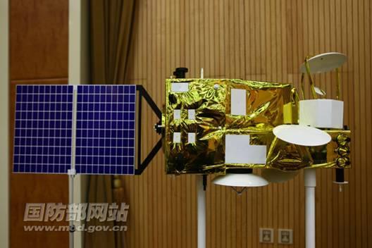 我国首次将星载铷钟应用于海洋二号卫星
