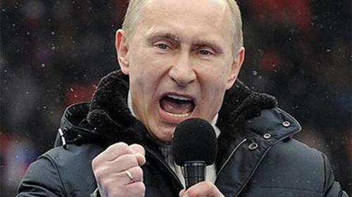 """65岁普京有多""""红""""?俄媒:每天念他的名字减少患病风险"""