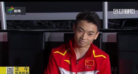 中国第三金!邹敬园双杠强势夺冠 无惧决赛打头炮