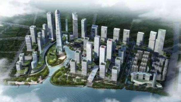 广州第二CBD范围首次明确,总面积59平方公里
