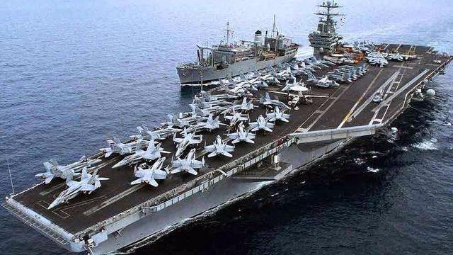 俄外交部:美航母若接近朝鲜半岛将加深各方敌意