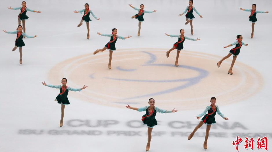 中国杯花样滑冰大奖赛即将开赛 豪华参赛阵容正式公布
