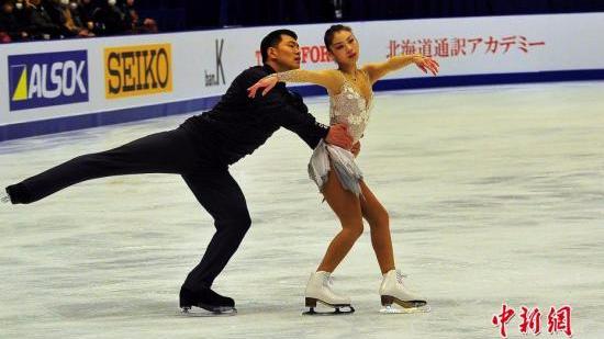 备战平昌冬奥 中国花样滑冰队一线主力参战中国杯大奖赛