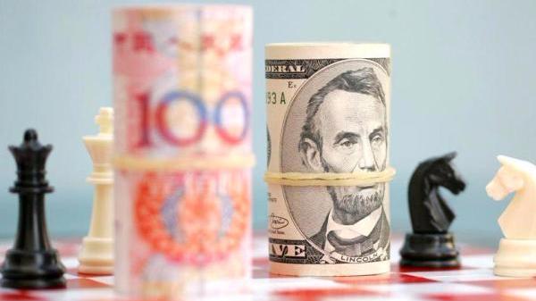 人民币汇率强势上扬 业内:有望再破6.55关口