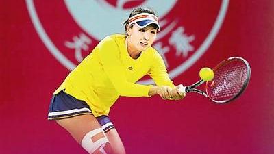 WTA天津赛中国选手表现抢眼 彭帅段莹莹首轮皆过关