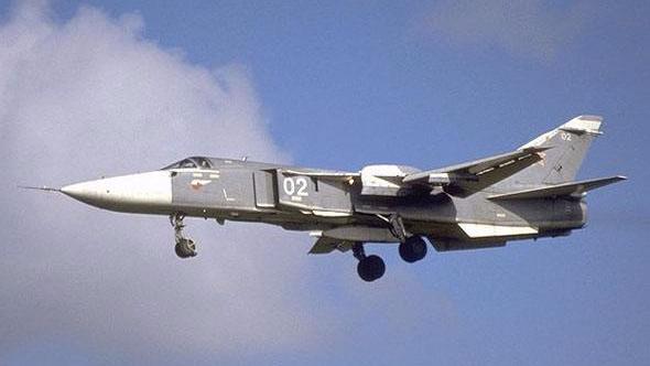 出师未捷身先死 驻叙俄军苏-24M前线轰炸机坠毁