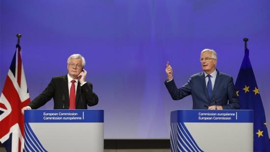 欧盟代表表示第五轮脱欧谈判仍无进展