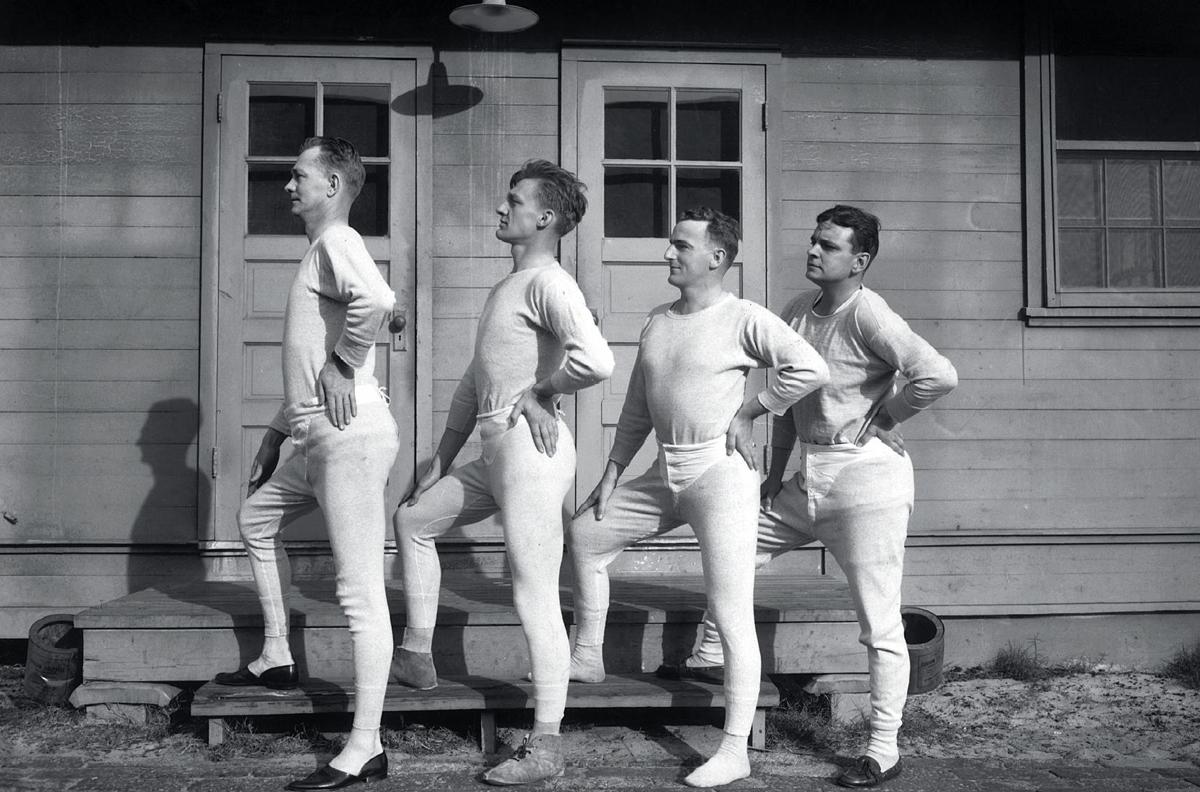 男士要不要穿秋裤?英国400年秋裤变迁史给你答案