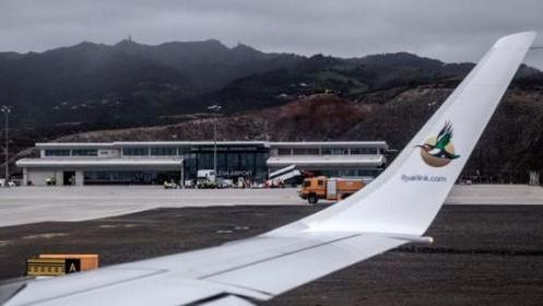 """""""全球最没用机场""""终于派上用场 迎首趟商业航班"""