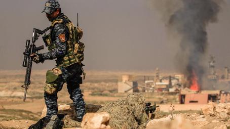 伊拉克政府军控制基尔库克市 库尔德武装选择撤离