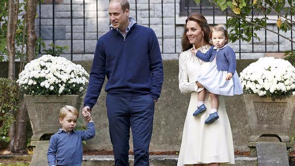 打破传统 英国威廉王子夫妇要送儿子上男女混校?