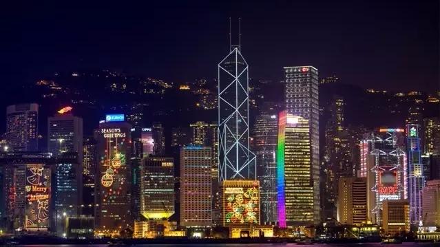 """评""""一带一路""""最具国际旅游吸引力城市 香港居榜首"""