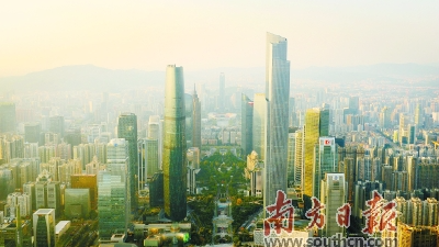 广州加速建设国家科技产业创新中心龙头