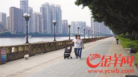 广州市民休闲又有好去处!二沙岛新添艺术公园