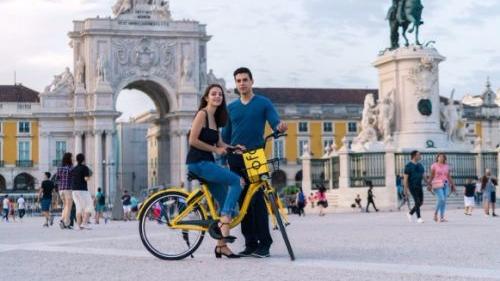共享单车正迅速骑向全球!海外掀起骑行热潮