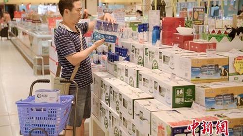 统计局:消费驱动经济增长模式巩固 实体零售好转