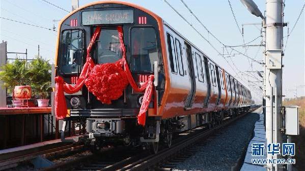 """天作之合!波士顿地铁为何选择""""中国制造"""""""
