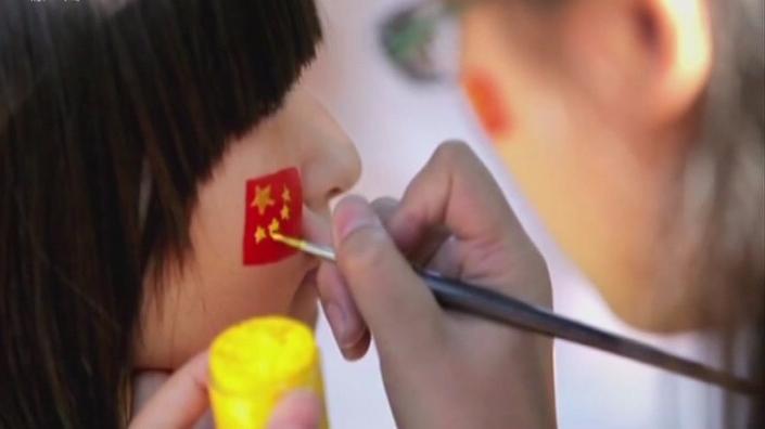 聚焦十九大 中国:此时此刻