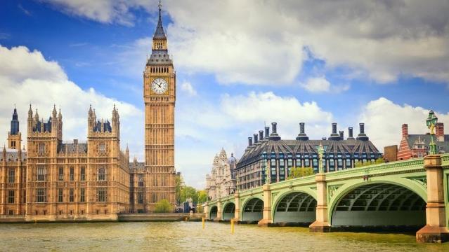 """小心误差! 英国伦敦""""大本钟""""将再次发声"""